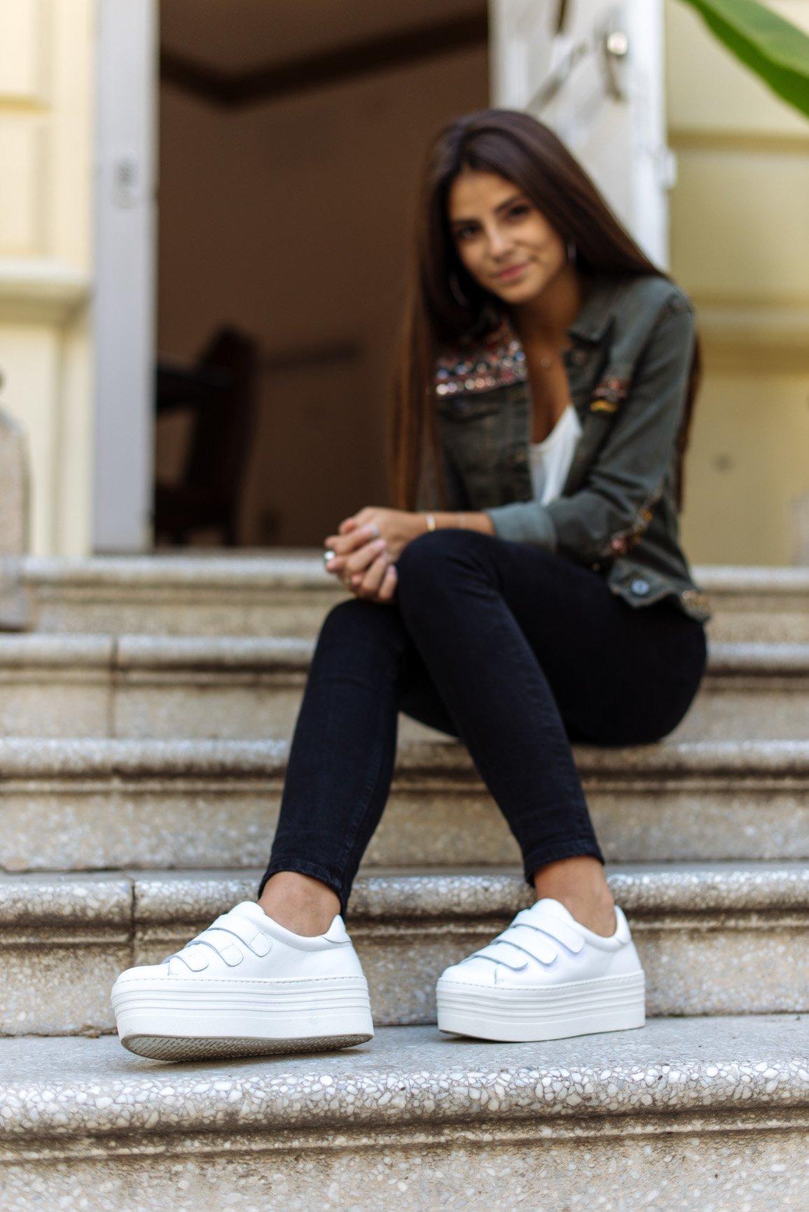 Sneaker Velcro