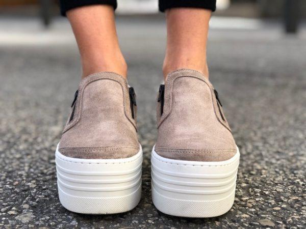 Slip On Nickel sneaker