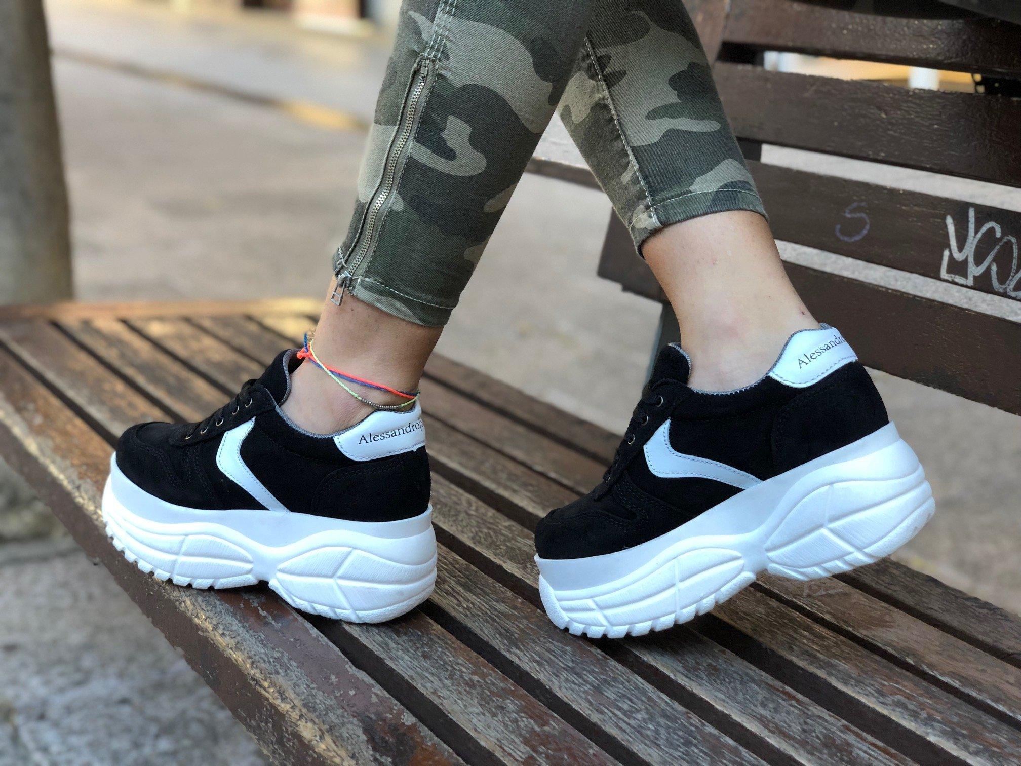 sneaker plataforma