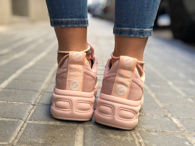 NO NAME SNEAKERS SHOES