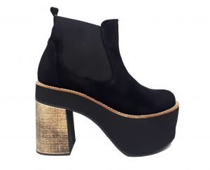 XXL ANKLE BOOT