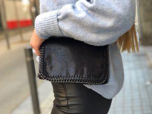 small chains handbag