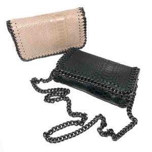 party snake handbag