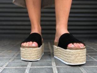 sandalia plataforma