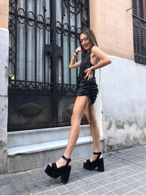 SANDALIA PLATAFORMA XXL