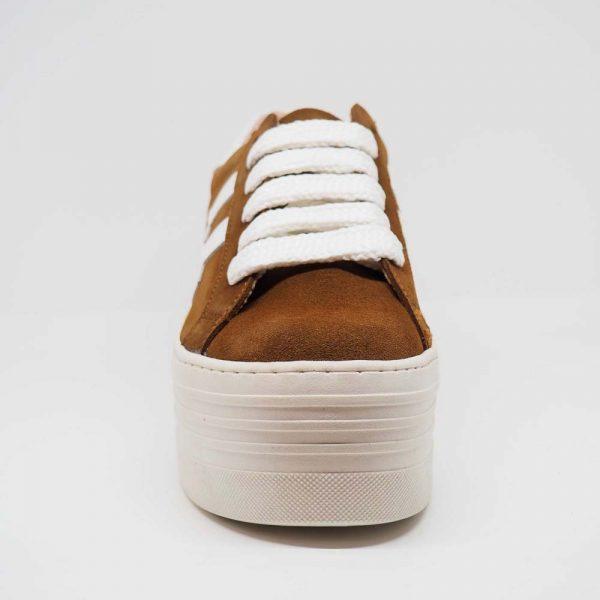 Sneaker con plataforma