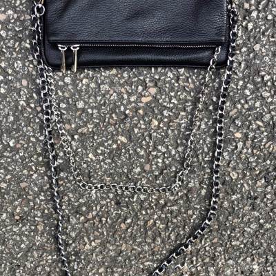 BOLSO 'ZIC LEATHER'