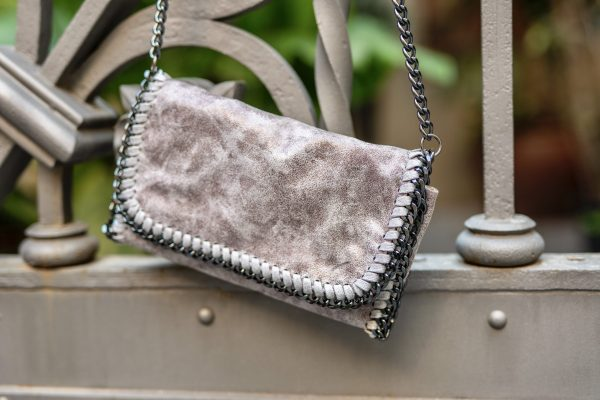 gray jhandbag
