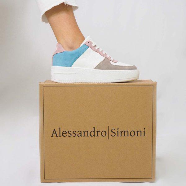 Sneaker color