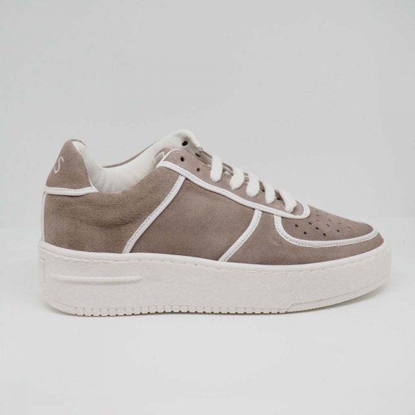 SNEAKER LEATHER