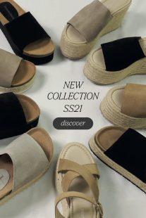 Sandalias nueva colección