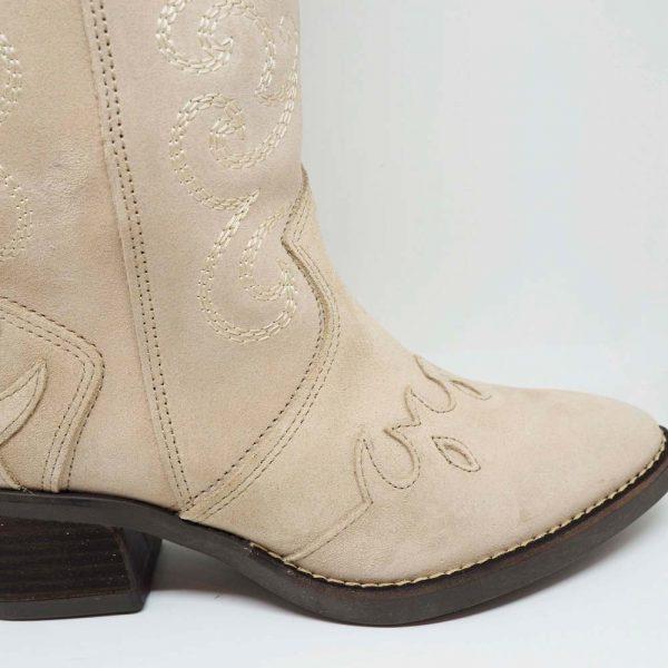 bota cowboy