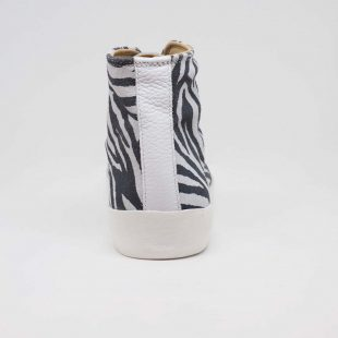 SNEAKER ANIMAL PRINT - bambas estampado zebra