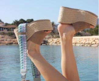 sandalias mujer plataforma tendencia