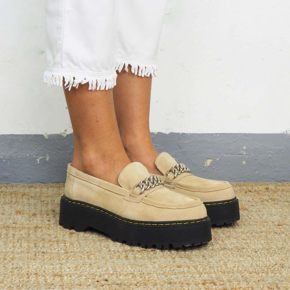 CHAIN MOCCASIN